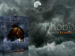 New Zebra Soundset: Phobia